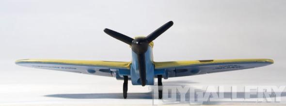 spitfire front