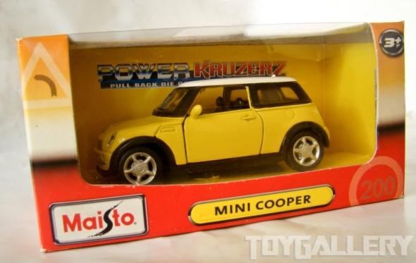 MINI Cooper - Maisto
