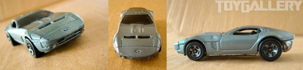 Ford Shelby GR-1 Concept Triptych