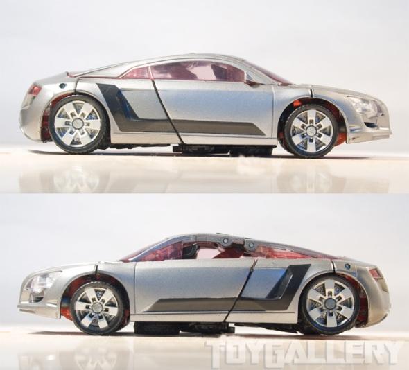 Transformers ROTF Deluxe Sideways