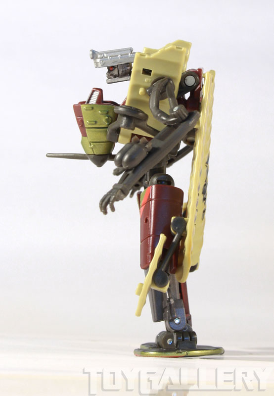 ransack bot mode side view