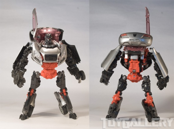sideways bot mode front and back