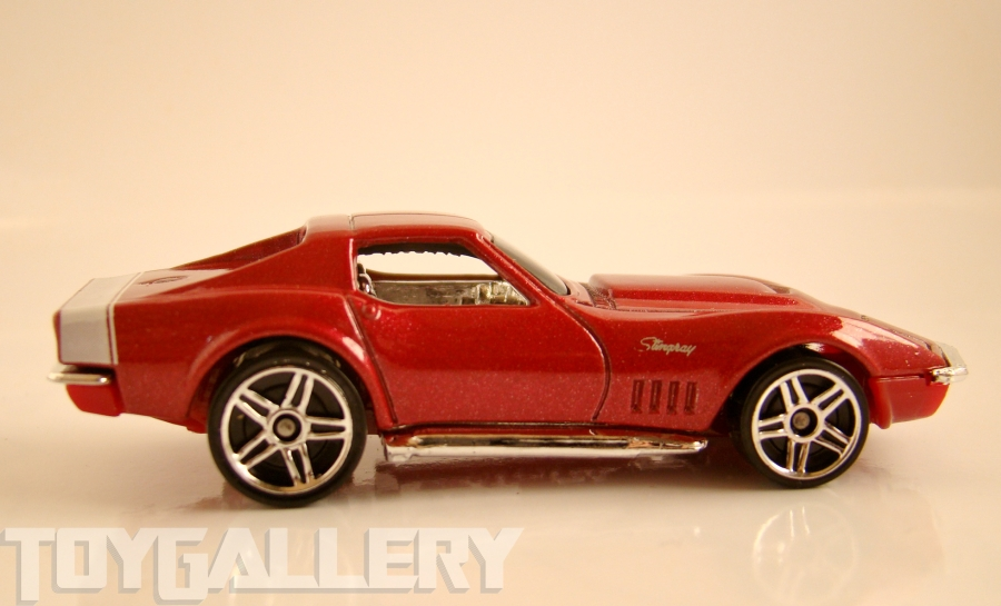 Corvette Stingray 1969 >> '69 Corvette Stingray