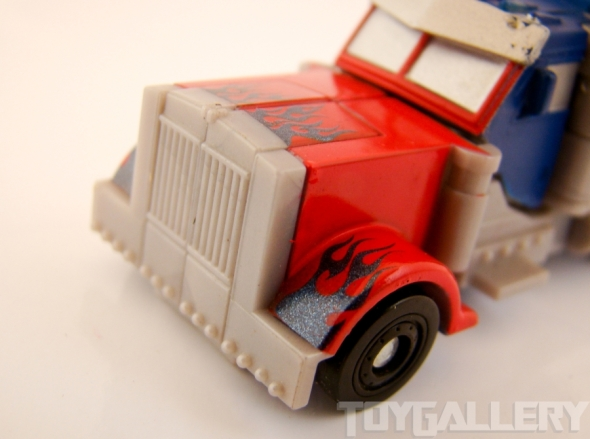 Optimus Prime Legend TRUCK GRILLE
