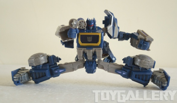 Soundwave bot the split