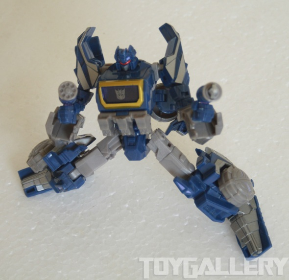 Soundwave bot in my sights