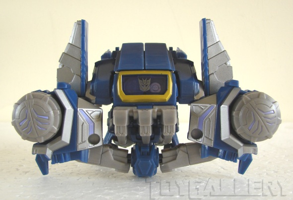 Soundwave Boombox mode