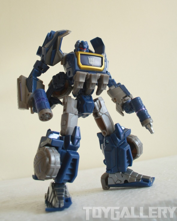 Soundwave Bot Verdict