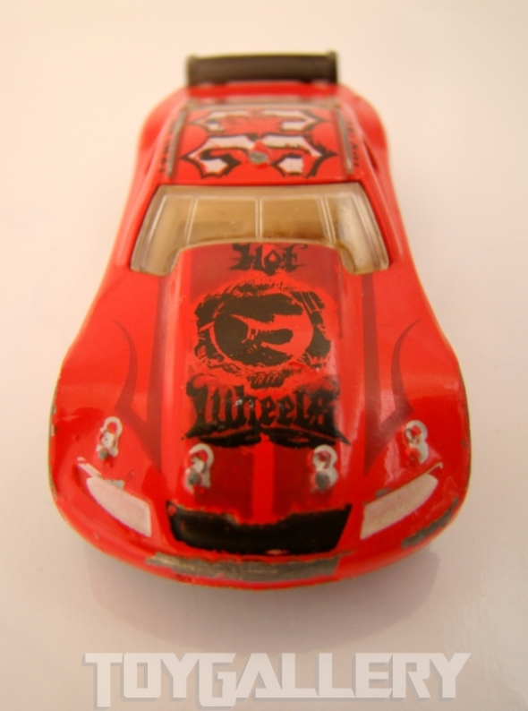 Circle Tracker Hot Wheels FRONT