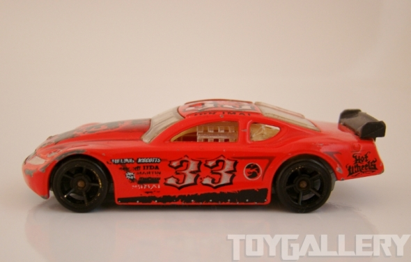 Circle Tracker Hot Wheels SIDE