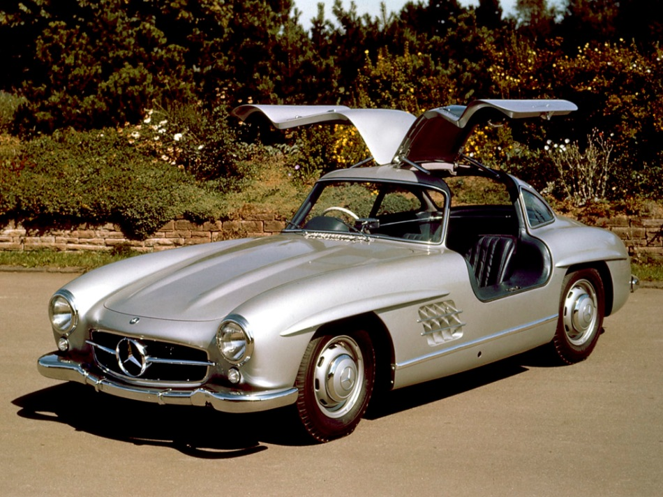 Mercedes Benz 300 SL Coupe - Seriouswheels.com