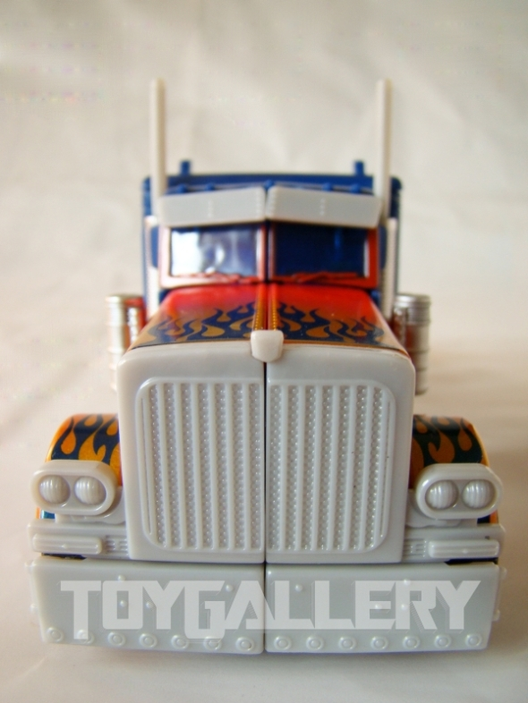 Optimus Prime Battle Blade Voyage Class TRUCK MODE (4)