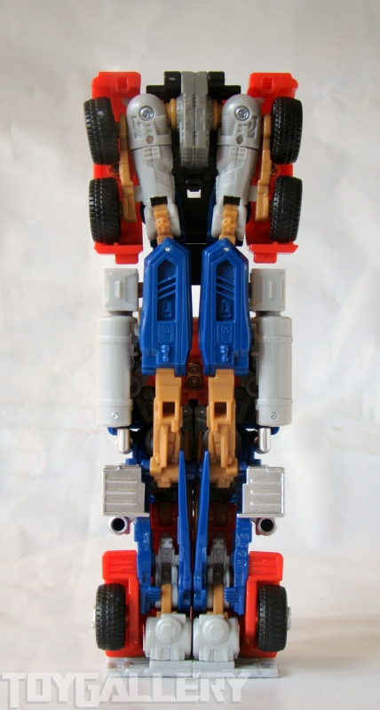 Optimus Prime Battle Blade Voyage Class TRUCK MODE (7)