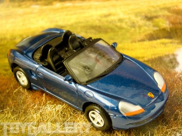 Porsche Boxster AERIAL