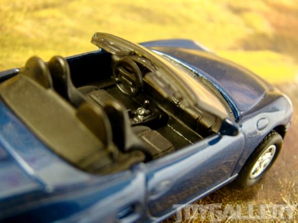 Porsche Boxster INTERIORS