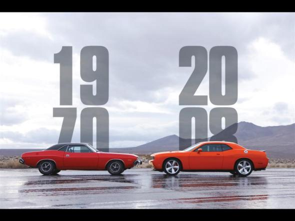 Dodge-Challenger Comparison