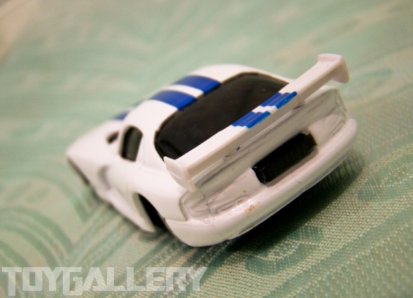 Dodge Viper GTS REAR