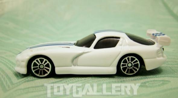 Dodge Viper GTS SIDE