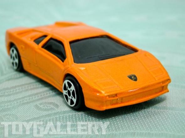 Lamborghini Diablo Roadster FRONT