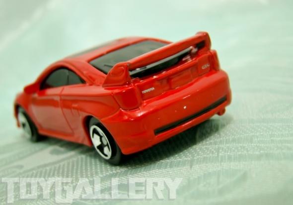 Toyota Celica GT - S REAR