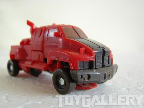 Ironhide alt mode