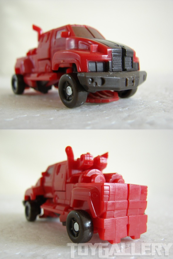 ironhide alt mode more angles
