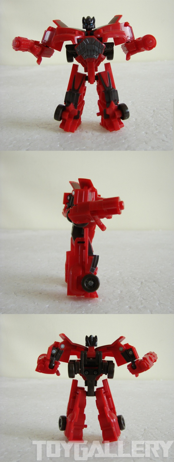 ironhide bot mode 360 view